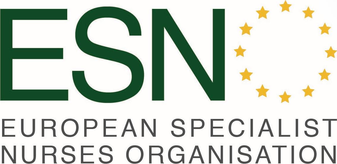 European Specialist Nurses Organisation logo