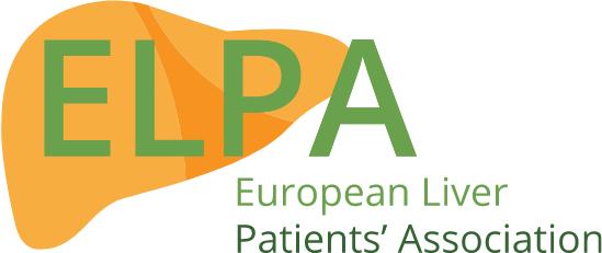 European Liver Patients' Association logo